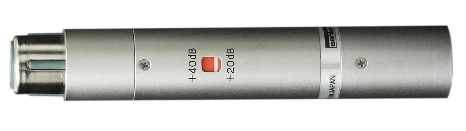 sanken had 48 pre amp for dynamic microphone 20db or 40db. Black Bedroom Furniture Sets. Home Design Ideas