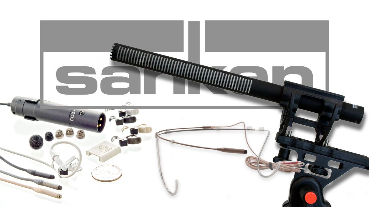 Sanken Mics | Sanken Production and Live Microphones N America