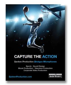 Sanken Production Shotgun Brochure
