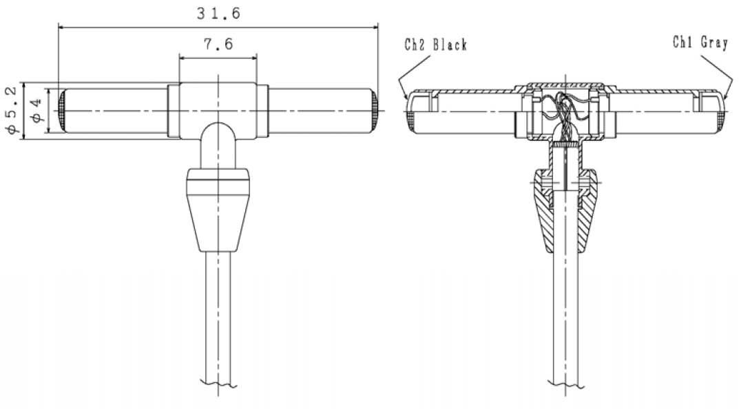 COS-22 Dimensions
