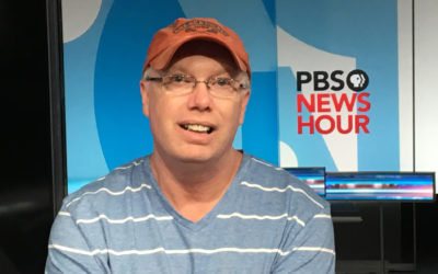 Tom Satterfield Chooses Sanken for PBS NewsHour