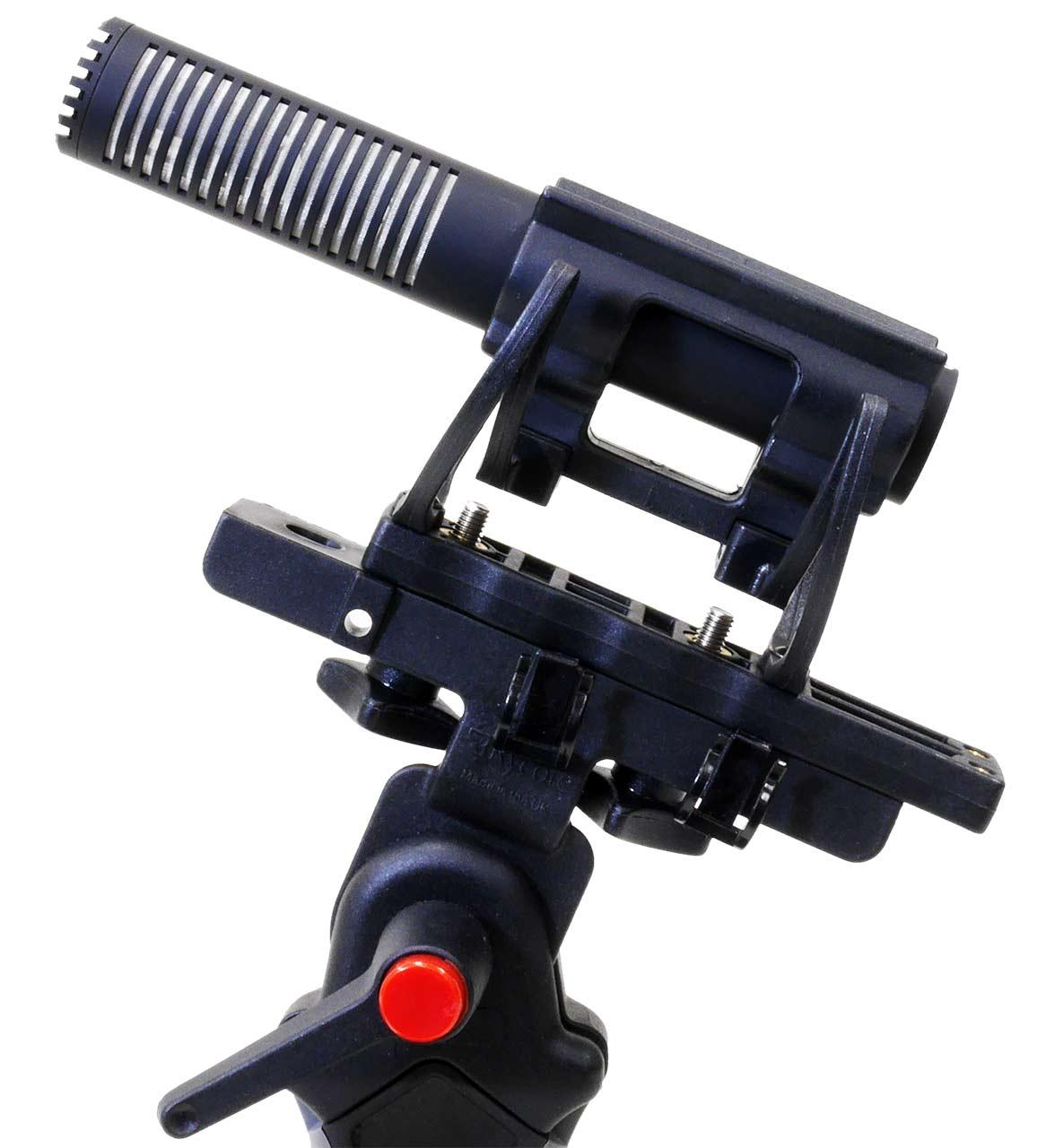 Sanken | CMS-50 New Compact M-S Stereo Shotgun Microphone